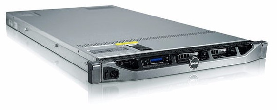 Servidor Dell Poweredge R410 Xeon E5504 16gb Ddr3 Ram 2tb Hd