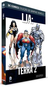 Lja Terra 2 - Dc Graphic Novels