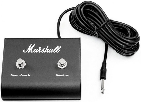 Pedal Footswitch Marshall Crunch Overdrive