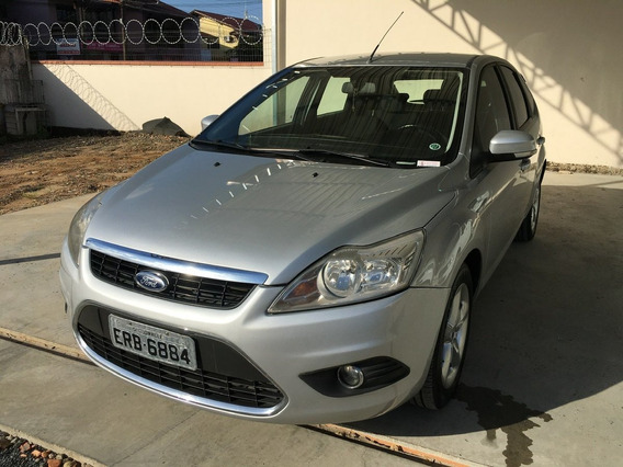 Ford Focus 2.0 Glx 16v Flex 4p Manual 2010/2011