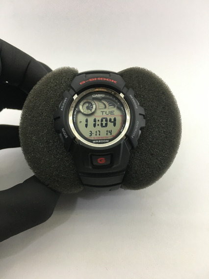 Relógio De Pulso Casio G-shock Ref:g-2900f