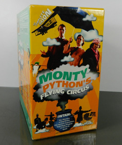 Cinta Vhs Usada Serie Tv Monthy Pythons Flying Circus