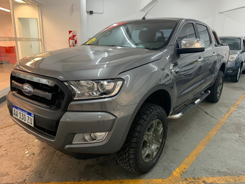 Ford Ranger Xlt At 4x4 Impecable, Sin Detalles, C/accesorios