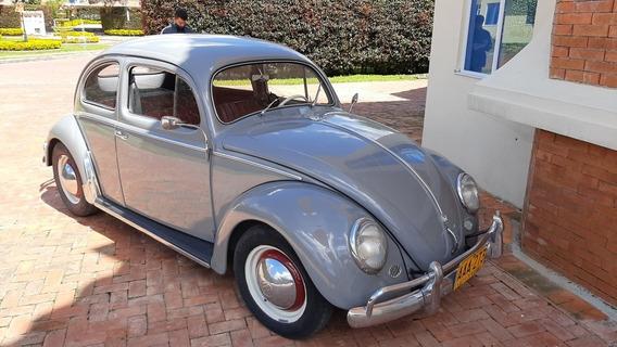 Volkswagen 1956 Escarabajo Oval