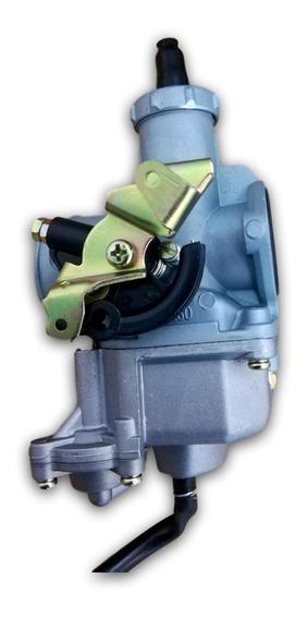 Carburador 200 Cc Con Bomba Cebador Manual Cuotas