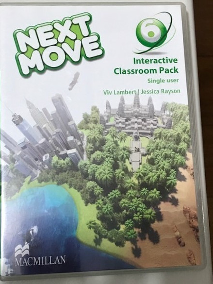 Next Move 6 Interac. Classroom Pack Cd E Dvd Do Professor