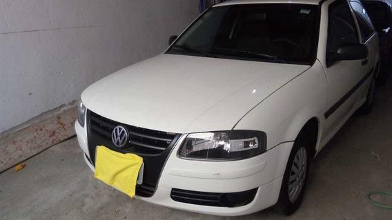Volkswagen Gol G4 Plus 1.0, 2007, Branco, Basico.