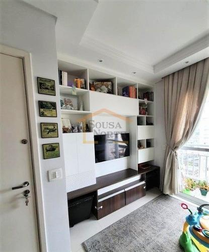 Apartamento, Venda, Limao, Sao Paulo - 24877 - V-24877