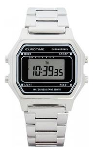 Reloj Hombre Eurotime Modelo 11/5700.44 Digital Zon Obelisco