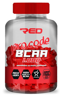 Pro Code Bcaa (120 Tabs) - Red Series