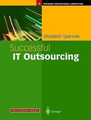 Successful It Outsourcing: From Choosing...