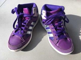 Zapatillas Botitas adidas De Nena