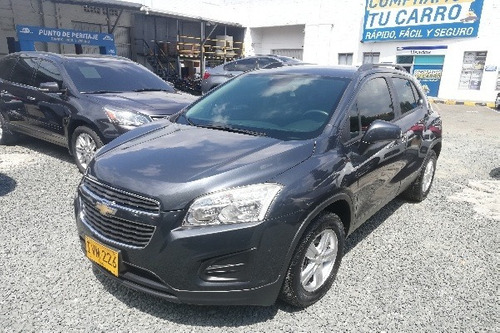 Chevrolet Tracker Fwd Ls Mt