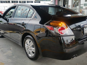 Nissan Altima 2.5 Sl High At Piel Qc Cvt