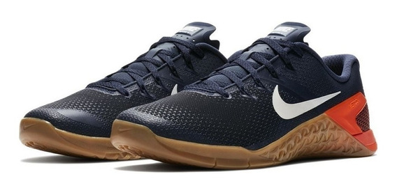 Tênis Nike Metcon 4 Crossfit Training Thunder