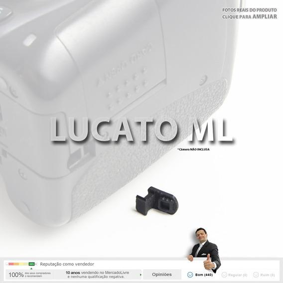 Borracha Porta Bateria* P/ Canon Xsi T1i A T5i +frete Grátis