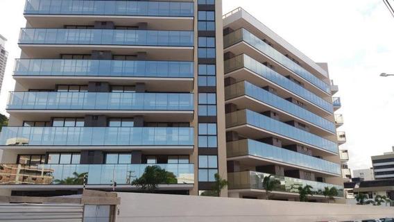 Apartamento Em Cabo Branco, João Pessoa/pb De 243m² 4 Quartos À Venda Por R$ 1.825.000,00 - Ap211964