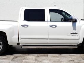 Chevrolet Cheyenne High Country Gps At Ra-20 4x4 Blanco 2016