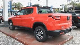 Nueva Fiat Toro Fredom 4x2 Anticipo De $99.000 Con Dni Dlf
