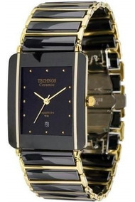 Relógio Technos Fe Ceramic Gn10aapai/4p Original Barato