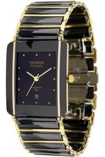 Relógio Technos Feminino Gn10aapai/4p Envio No Mesmo Dia