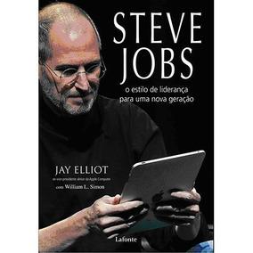 Steve Jobs O Estilo De Liderança Livro Jay Elliot Frete 9
