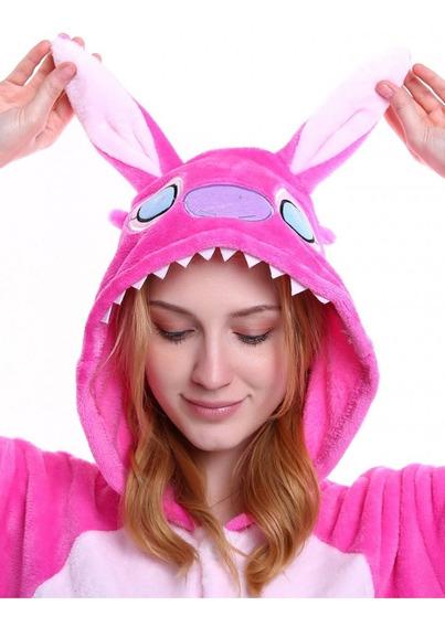 Pijama Novia Stitch Angel Cosplay Importada Original.kigurum