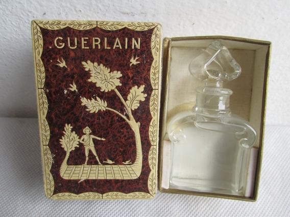 Antiguo Perfume Guerlain Frances Vacio Con Caja #l