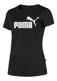 Camiseta Puma Ess Logo 851787 Feminina Original + Nf