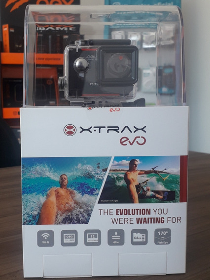 Câmera Esportiva Xtrax