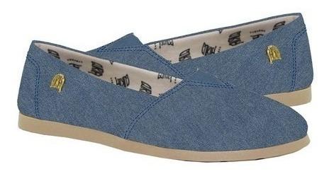Alpargata Jeans Claro