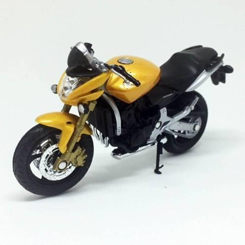 Miniatura Moto Honda Hornet 600 1:18 Welly