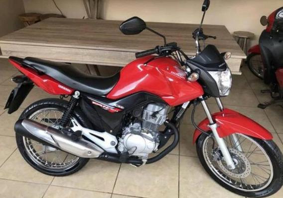 Honda Cg 150 Fan Esdi Ano:2013