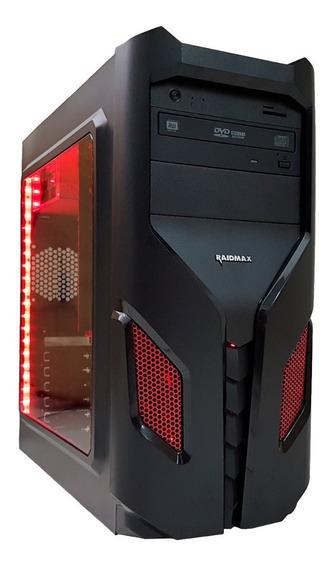 Pc Cpu Gamer Intel / Core I5 / 4gb / Hd 500 / Geforce 2gb