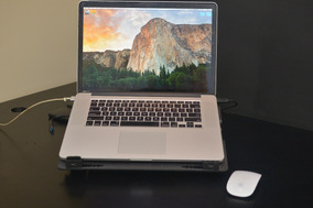 Macbookpro 15,4 - Core I7 + Apple Magic Mouse 2