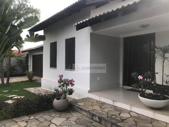 Casa Com 3 Dormitórios À Venda, 350 M² Por R$ 850.000 - Jardim Shangri-la - Cuiabá/mt - Ca1084
