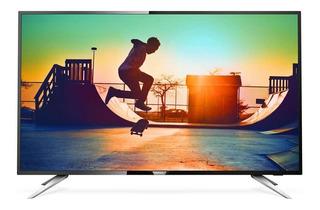 Smart Led 4k Ultra Hd Philips 43pug6102/77 Netflix Cuotas