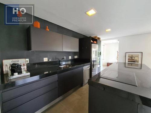 Apartamento Com 1 Dormitório À Venda, 104 M² - Vila Nova Conceição - São Paulo/sp - Ap2390