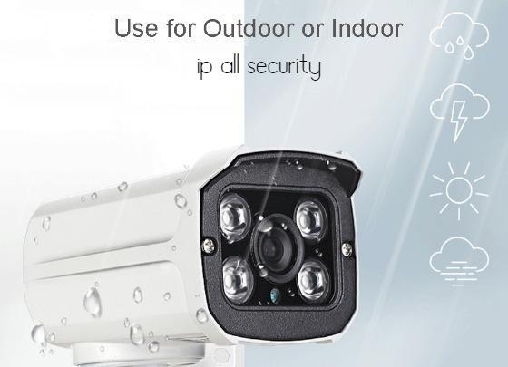 All Security CameraKit Com 6 Unidades