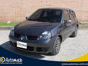 Renault Clio Campus Mt 1.2 Aa