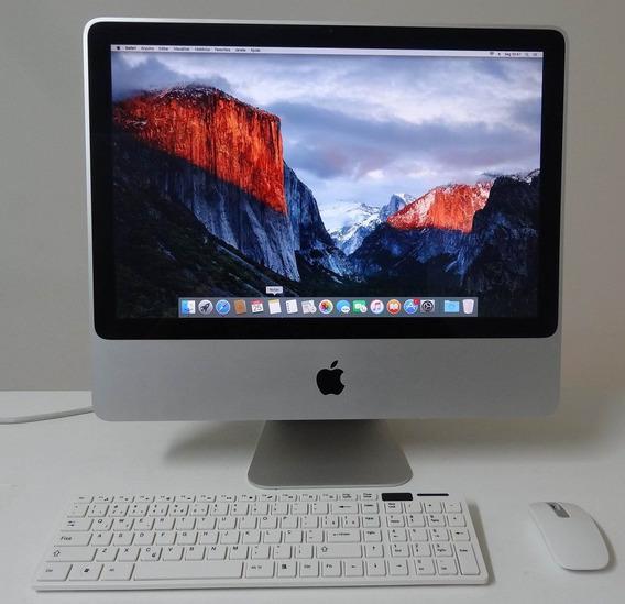 iMac Mb417ll/a 20 Intel Core 2 Duo 2.66ghz 4gb 320gb Hd