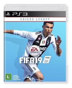 Fifa 19 2019 Playstation 3 Ps3 Mídia Física