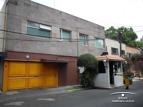 Hermosa Casa En La Mejor Zona De Coyoacan, Cav-3425b