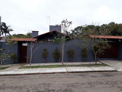 Casa Com 4 Quartos Para Comprar No Bortolan Em Poços De Caldas/mg - 1623