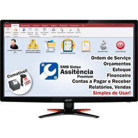Sistema Completo Assistência Técnica, Ordem De Serviço, 2019