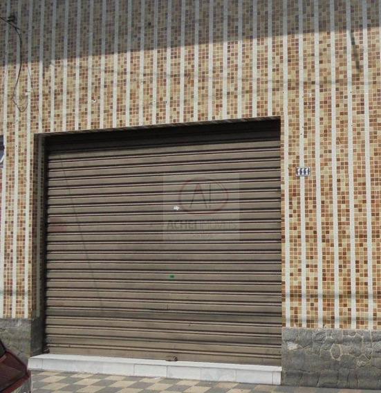 Loja Para Alugar, 33 M² Por R$ 3.000,00/mês - Boqueirão - Santos/sp - Lo0035