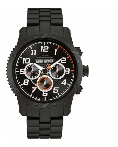 Reloj Pulsera Harley Davidson Para Caballero