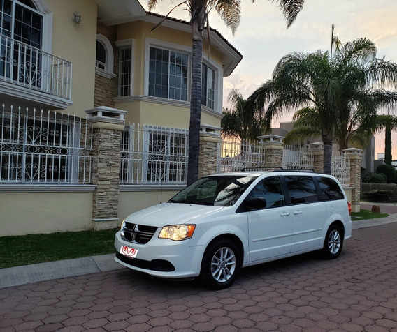 Dodge Gran Caravan Sxt 2017, La Mejor Opcion Para Tu Familia