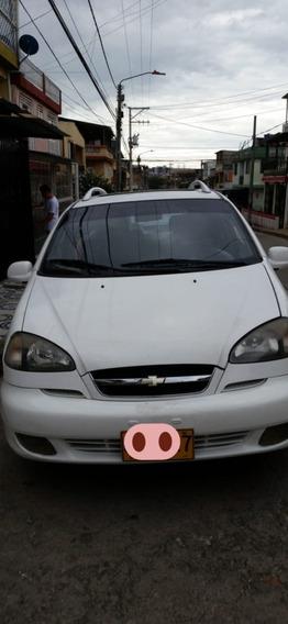 Chevrolet Vivant Lt 2008