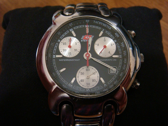 Reloj Steiner Chronograph. Swiss Made Cal. Eta 251.272